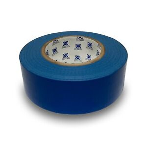 Blue Duct Tape 2 x60yd 24 Roll Case 4 59 Roll Free Shipping