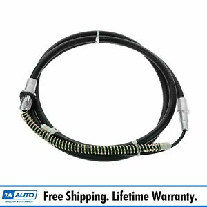 Rear Parking Brake Cable Driver Side Left Lh For 88 89 Chevy Gmc C1500 K1