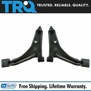 Front Lower Control Arm W Ball Joint Pair Set For 95 01 Chevy Geo