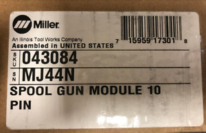 Miller 043084 10 Pin Module For Mm 250 251