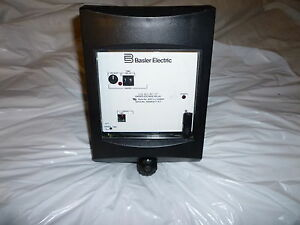 Basier Electric Be1 27 Under Voltage Relay
