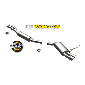 Magnaflow 2008 2011 Bmw 128i Coupe 3 0l E82 Catback Exhaust System Stainless Ss