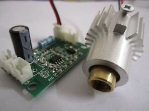 Lab 532nm 100mw Green Laser Module With Driver Board 808nm 532nm