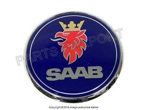 New Saab 9 3 Viggen Hatchback Trunk Emblem Genuine 52 89 889