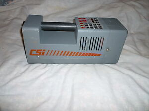Csi Model 444a Speed Stroboscope Light