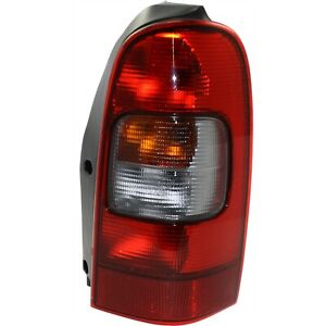 Tail Light For 97 05 Chevrolet Venture 99 05 Pontiac Montana Passenger Side