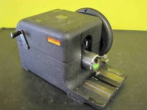 American Optical Ao Rotary Microtome Cutting Tool No 820 Used Condition A o