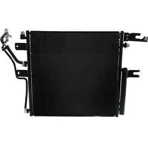 Ac Condenser For 2011 2013 Ram 2500 Diesel Eng With Auto Transmission And Drier