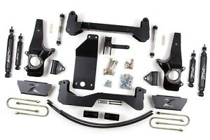 New Zone Offroad F14n 6 97 03 Ford F150 4wd Suspension Lift Kit
