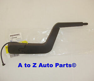 New 2007 2012 Gmc Acadia Or Saturn Outlook Rear Wiper Arm Assembly