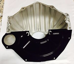 Chevy 4 Speed Inspection Plate Flex 621 Bell Housing 11 Clutch Plate Cover