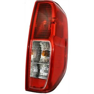 Tail Light For 2005 2014 Nissan Frontier Right Side Models Built Until 2 14