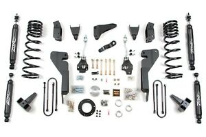 New Zone Offroad D30n D31n 8 2008 Dodge 2500 3500 4wd Suspension Lift Kit
