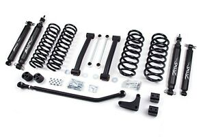 New Zone Offroad J17n 4 99 04 Jeep Grand Cherokee Wj 4wd Lift Kit
