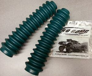 New Pair Of Forrest Green Pro Comp Part 12130 Mud Shock Absorber Boots Bellows