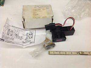 Gradall Alamo 80274011s Filter Return Switch With Shroud New In Box