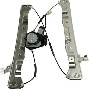 Power Window Regulator For 2002 2007 Ford Explorer Front Right Side With Motor