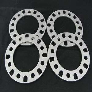 4 1 4 Inch 8 Lug Wheel Spacers For Dodge Ford Ram 2500 3500 F250 F350