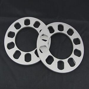 2 1 4 Inch Flat Wheel Spacers Thin Spacer Fits Chevy Chrysler Dodge Toyota