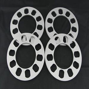 4 1 4 Inch Flat Wheel Spacers Thin Spacer Fits Chevy Chrysler Dodge Toyota