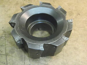 Ingersoll 4 0 Indexable Insert Face Mill 2j6b04r01