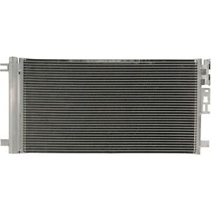 Ac Condenser For 2005 2010 Chevrolet Cobalt With Receiver Drier Aluminum
