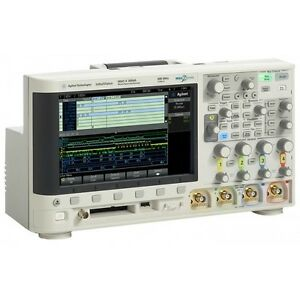 Agilent Msox3024a Mso x 3024a 200 Mhz 4 Analog 16 Digital Ch Oscilloscope New