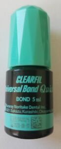 Clearfil Universal Bond Quick Kuraray Dental Adhesive Bonding Agent 3572 ka