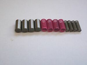 Dana 80 Powertrax 2710 lr Lockright Locker Spring And Pin Rebuild Kit