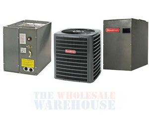Goodman 3 Ton 18 Seer Heat Pump Split System R410a