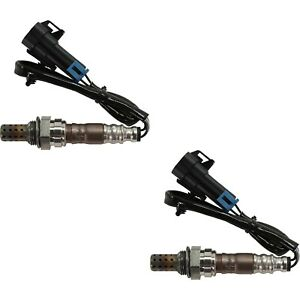Oxygen Sensor Set For 1999 2002 Chevrolet Silverado 1500 2000 2002 Suburban 1500