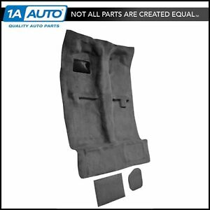 For 95 04 Toyota Tacoma Extended Cab Complete Carpet 801 Black