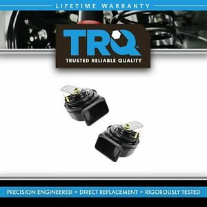 High Low Tone Horn Pair For Chrysler Honda Ford Toyota Pickup Truck