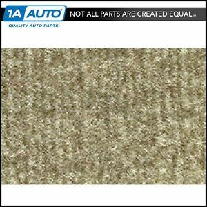 For 1984 95 Plymouth Voyager Cutpile 1251 Almond Complete Carpet Molded