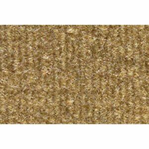 For 1987 89 Chevy Beretta Cutpile 854 caramel Complete Carpet Molded
