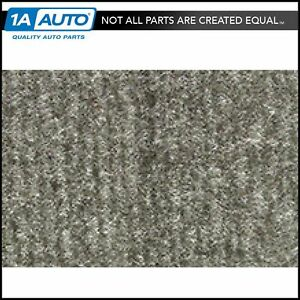 For 1997 03 Chevy Malibu Cutpile 9779 Med Gray Pewter Complete Carpet Molded