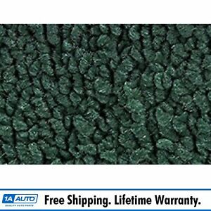 For 58 Ford Country Sedan 4 Door 80 20 Loop 25 blue Green Complete Carpet Molded