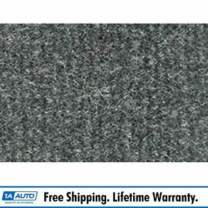 For 1994 04 Ford Mustang Cutpile 903 Mist Gray Complete Carpet Molded