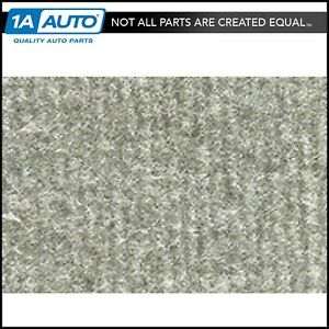 For 2004 10 Toyota Sienna Cutpile 852 Silver Complete Carpet Molded