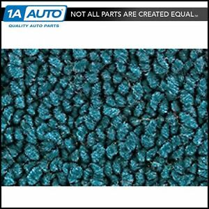 For 55 56 Ford Country Sedan Complete Carpet 17 Bright Blue