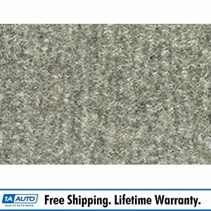 Cutpile 7715 Gray Grey Complete Carpet Molded For 2006 16 Chevy Impala 4 Door