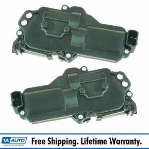 Power Door Lock Actuator Lh Rh Pair Set For Ford Truck Mustang Mercury Sable