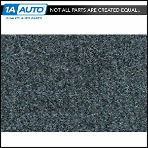 For 83 95 Ranger Regular Cab Cutpile 8082 crystal Blue Complete Carpet Molded