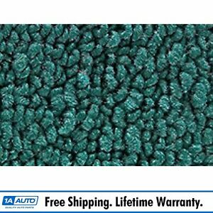 For 66 67 Comet Villager 4 Door Wagon 80 20 Loop 05 aqua Pass Area Carpet Molded