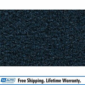 For 83 95 Ranger Regular Cab Cutpile 9304 regatta Blue Complete Carpet Molded