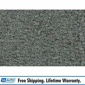 For 2001 04 Toyota Tacoma Cutpile 908 Stone Complete Carpet Molded Double Cab