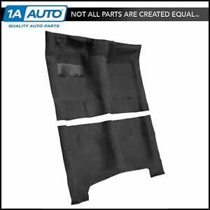 For 1965 70 Chevy Impala 4 Door 80 20 Loop 01 black Complete Carpet Molded