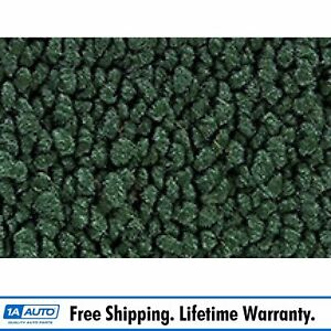 For 66 67 Comet Voyager Wagon 80 20 Loop 08 dk Green Pass Area Carpet Molded