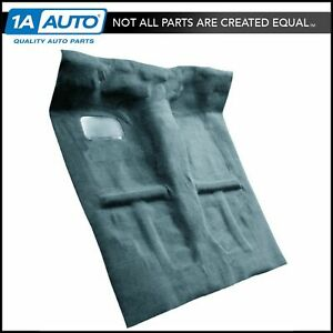 For 1977 83 Toyota Pickup Regular Cab Cutpile 7766 blue Complete Carpet Molded