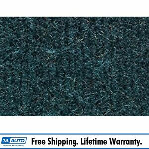 For 84 88 Toyota Pickup Regular Cab Cutpile 819 dark Blue Complete Carpet Molded